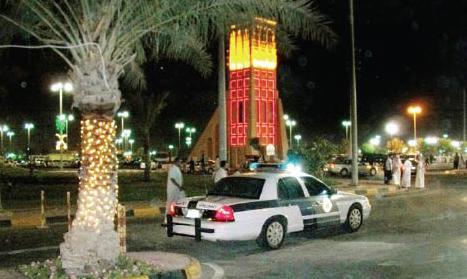 شرطة الشرقية شرطه الشرقيه دوريات الدمام