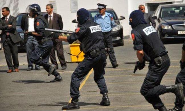شرطة المغرب