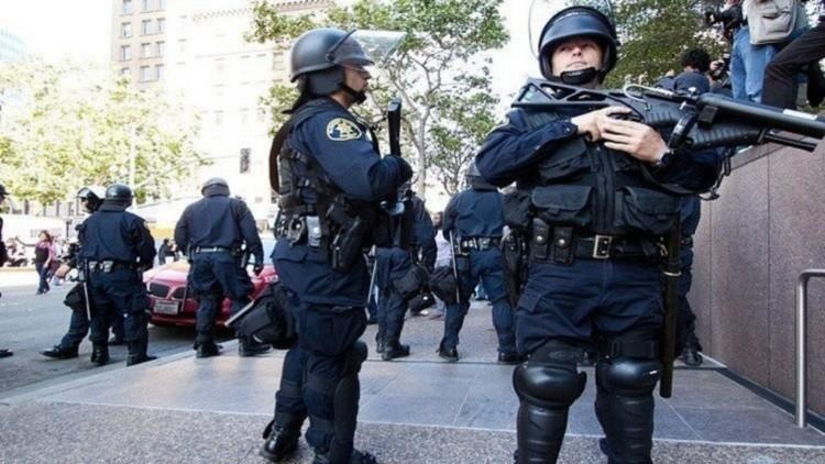 شرطة امريكية