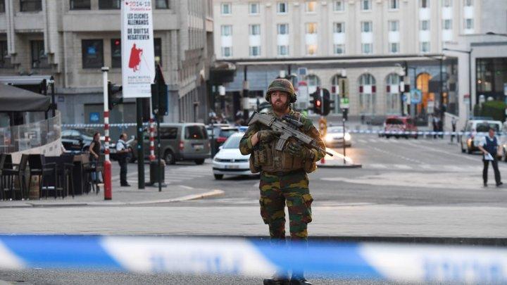 مجهول يطلق النار على مطعم في بروكسل ويلوذ بالفرار