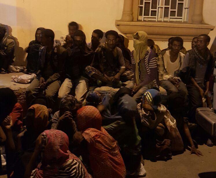 شرطة جازان تضبط 317 مخالفا بمواقع وعره (2)