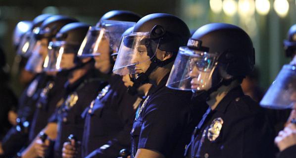 شرطة-لوس-انجلوس