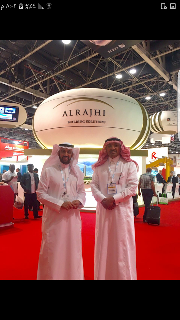 شركات سعودية كبرى تُشارك في معرض الخمسة الكبار للانشاءات والصناعة بدبي 1