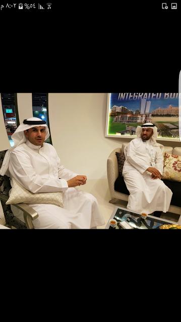 شركات سعودية كبرى تُشارك في معرض الخمسة الكبار للانشاءات والصناعة بدبي