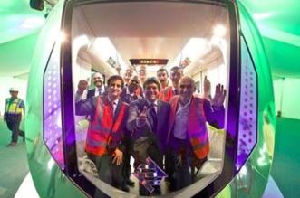 شركة إسبانية تنهي أعمال حفر الخط الأخضر بمترو الرياض - المواطن