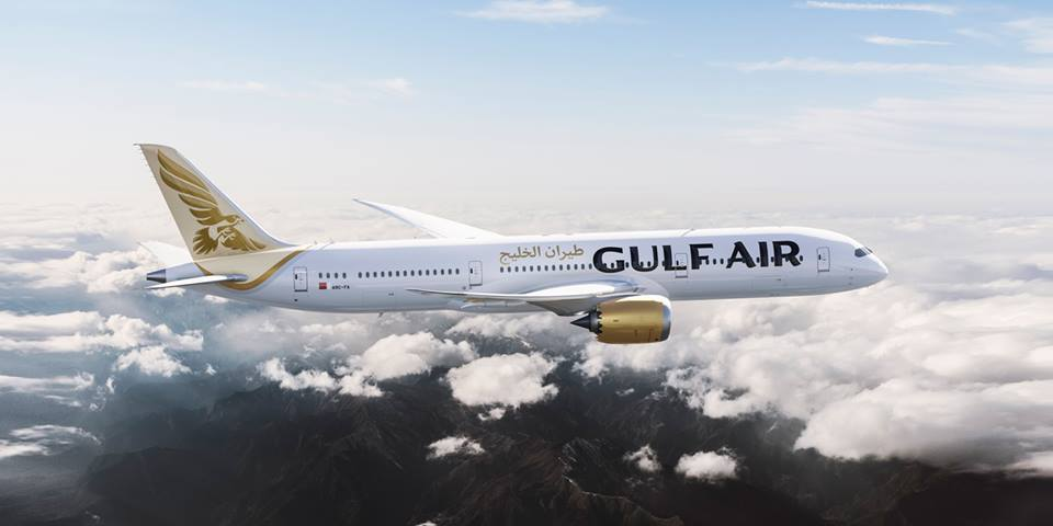 طيران الخليج يعلق رحلاته القادمة والمغادرة من وإلى بغداد والنجف