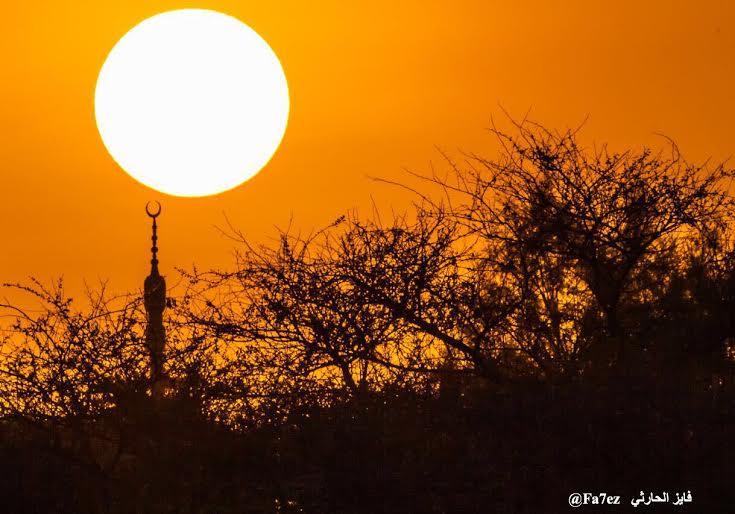 شروق الشمس بالطائف (1)
