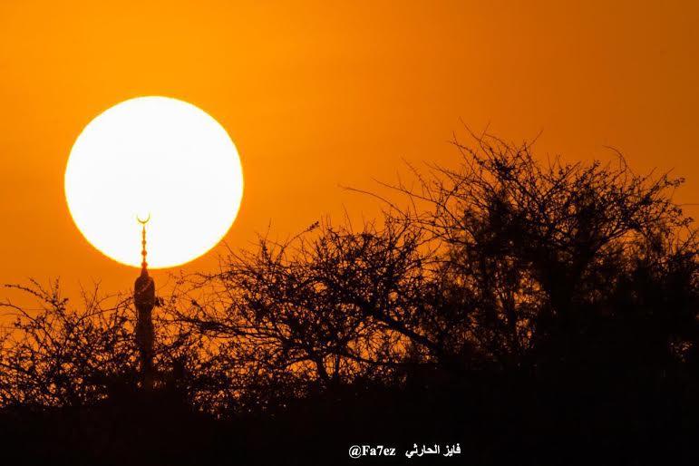 شروق الشمس بالطائف (4)