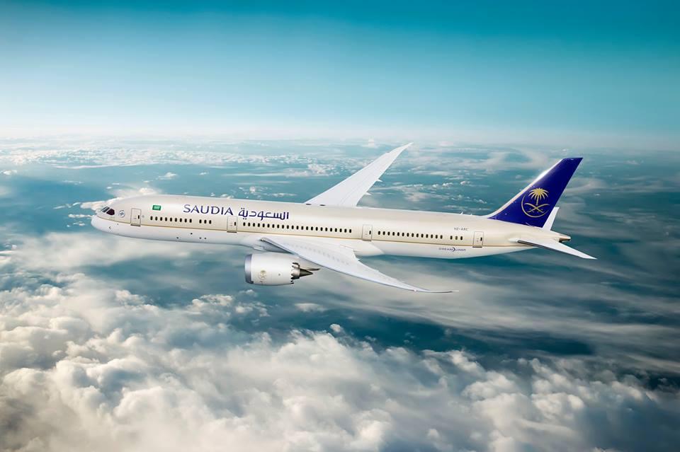 abe509e802a12 الخطوط السعودية تحصد جائزة أفضل منتجات الترفيه الجوي للأطفال