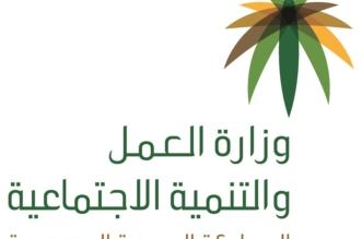 شعار وزارة العمل والتنمية الاجتماعية