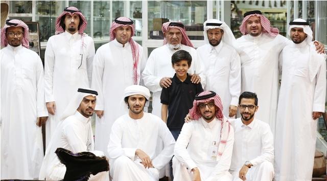 شعراء الخليج في قمة المدينة للتعرف على 3 ملايين قطعة نادرة (4)