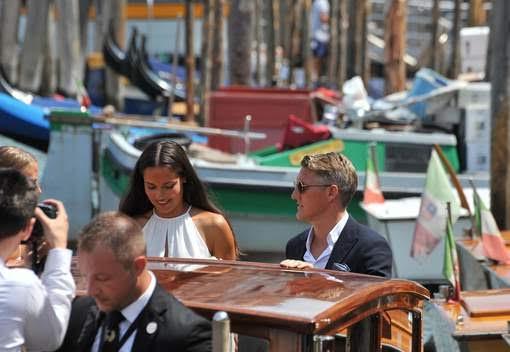 شفاينشتايجر يتزوج من نجمة التنس (1) 