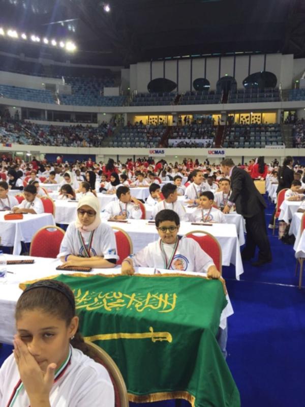 شقيقان سعوديان يحصدان المركزين الأول والثالث بمسابقة يوسي ماس2