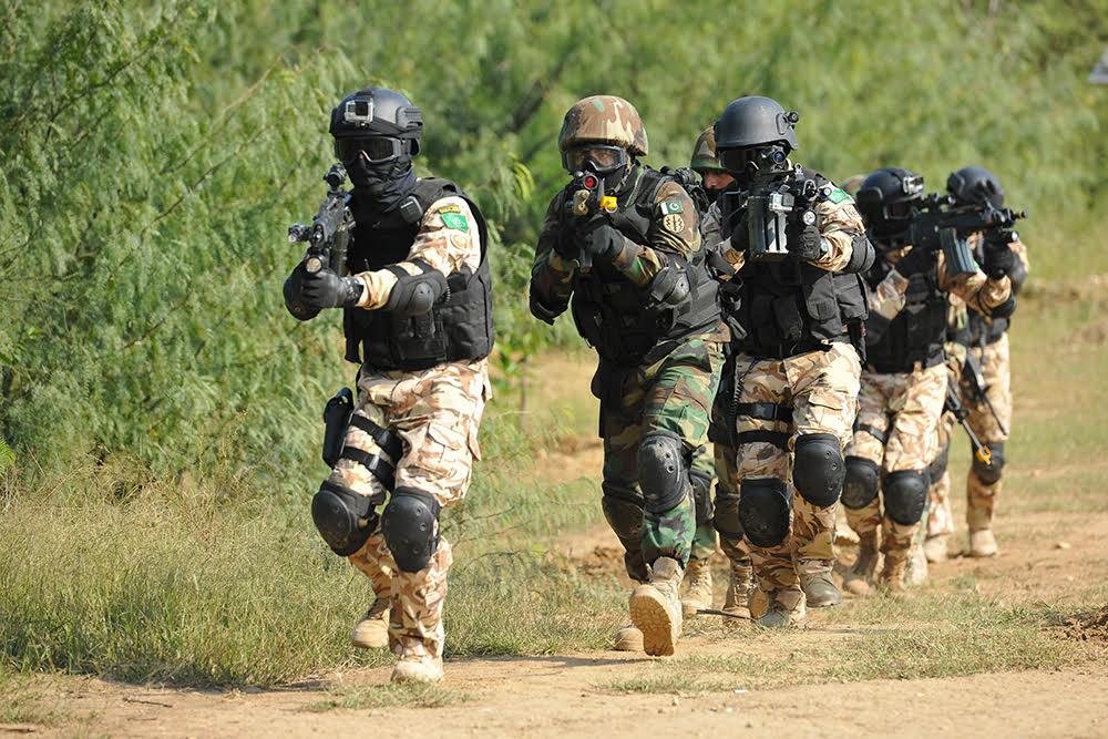 بالصور.. اختتام تمرين #الشهاب بين القوات الخاصة السعودية والباكستانية - المواطن