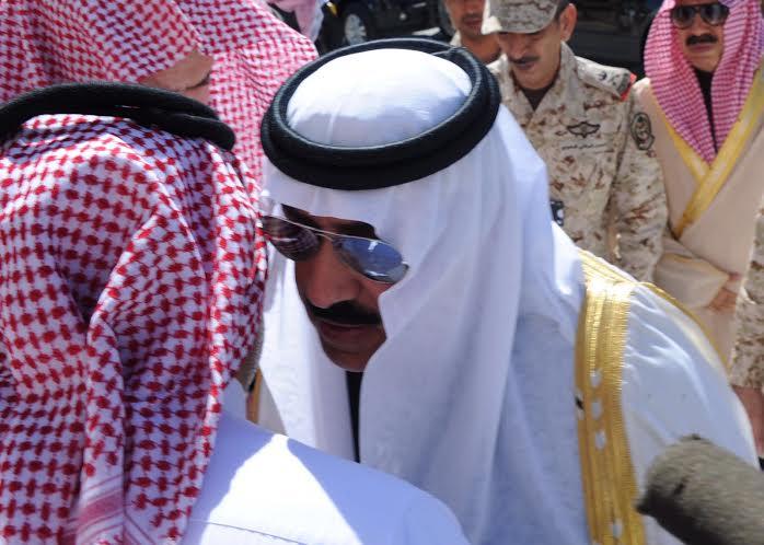 شهيد الواجب الملازم سعود بن خالد بن رخيص  رحمه الله 1