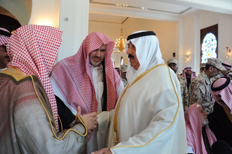 شهيد الواجب الملازم سعود بن خالد بن رخيص – رحمه الله3