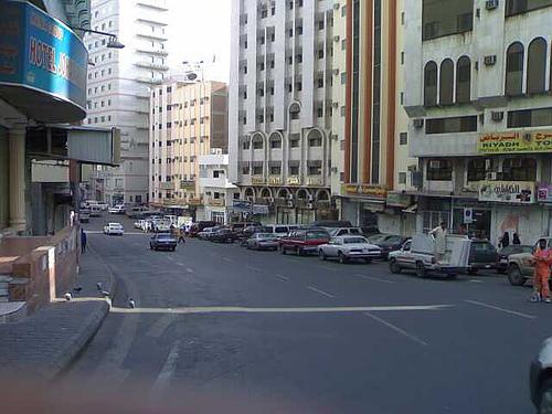 شوارع مكة - مكه