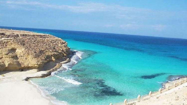 شواطئ البحرالمتوسط