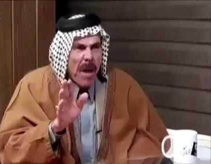 شيخ عشائر عراقيّ