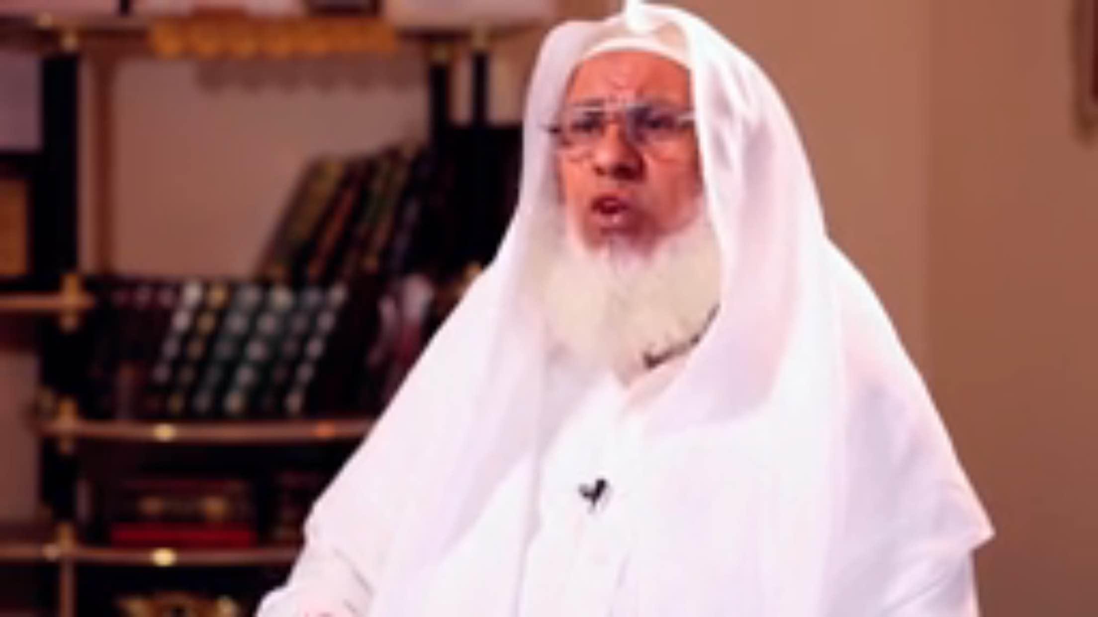 شيخ قبيلة الوهابة الشيخ عبدالله بن سالم