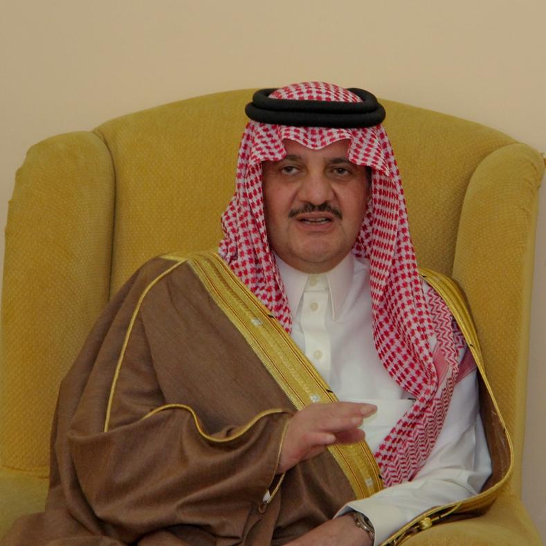 صاحب السمو الملكي الأمير سعود بن نايف بن عبدالعزيز