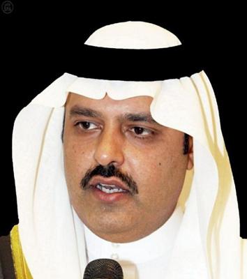 صاحب السمو الملكي الأمير عبدالعزيز بن سعد بن عبدالعزيز نائب أمير منطقة حائل
