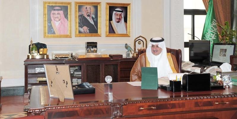 صاحب السمو الملكي الأمير فهد بن سلطان بن عبدالعزيز أمير منطقة تبوك1