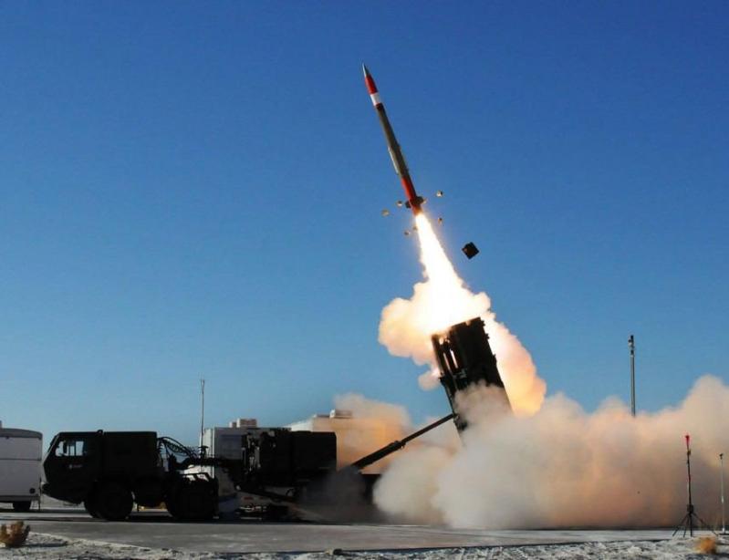 صاروخ كوريا