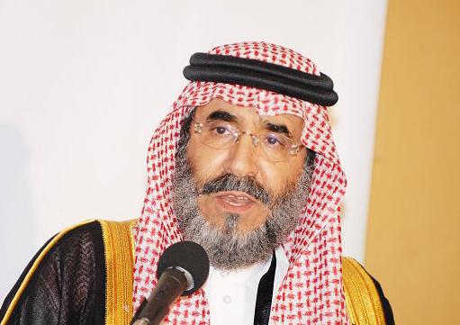 صالح بن سليمان الوهيبي الأمين العام للندوة العالمية للشباب الإسلامي.