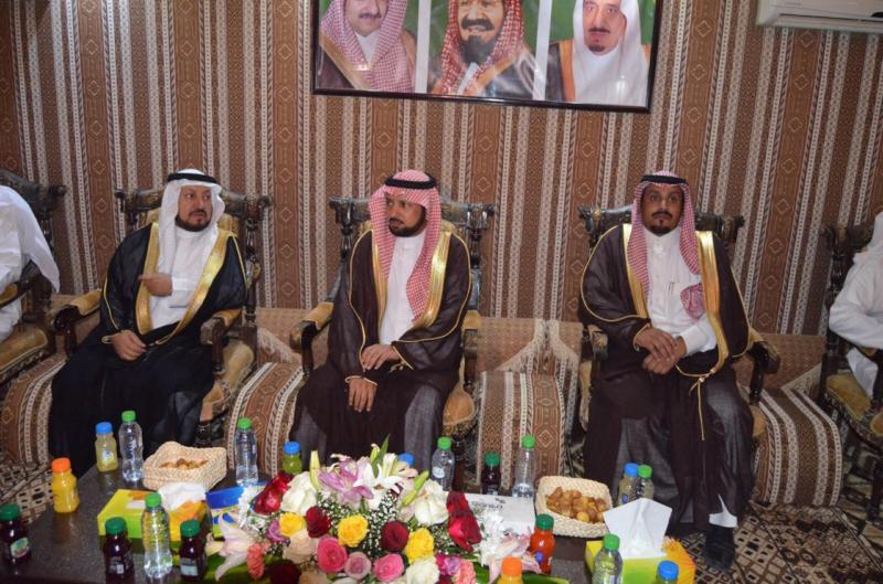 صالح بن عبدالكريم المحيميد يفتتح صيف عرعر 374