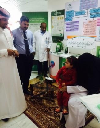 صحة بيشة تستهدف 18 الف طفل للتطعيم (1)