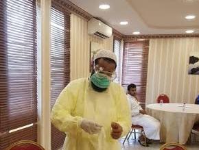 التحصين ضد الانفلونزا والحمى الشوكية بدورات مكافحة العدوى بجدة - المواطن