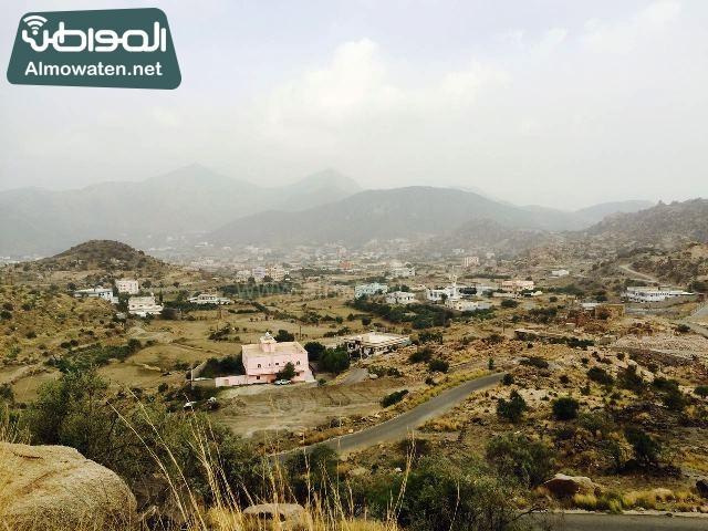 صحيفة المواطن ترصد بلاد ثقيف جنوب محافظة الطائف (4)