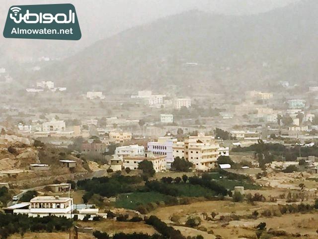 صحيفة المواطن ترصد بلاد ثقيف جنوب محافظة الطائف