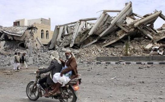 التحالف يدعو المدنيين في صعدة للمغادرة - المواطن
