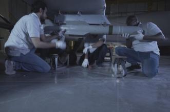 """""""صقر1"""" .. طائرة بدون طيار بمدينة الملك عبدالعزيز للعلوم والتقنية - المواطن"""