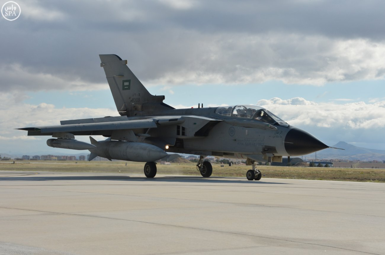 صقور الجو السعوديين يصلون قاعدة كونيا بتركيا للمشاركة في نسر الأناضول2
