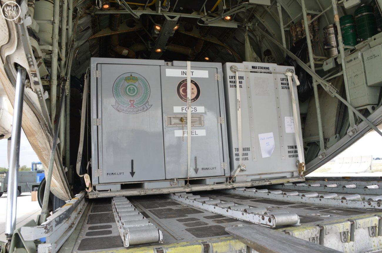 صقور الجو السعوديين يصلون قاعدة كونيا بتركيا للمشاركة في نسر الأناضول5