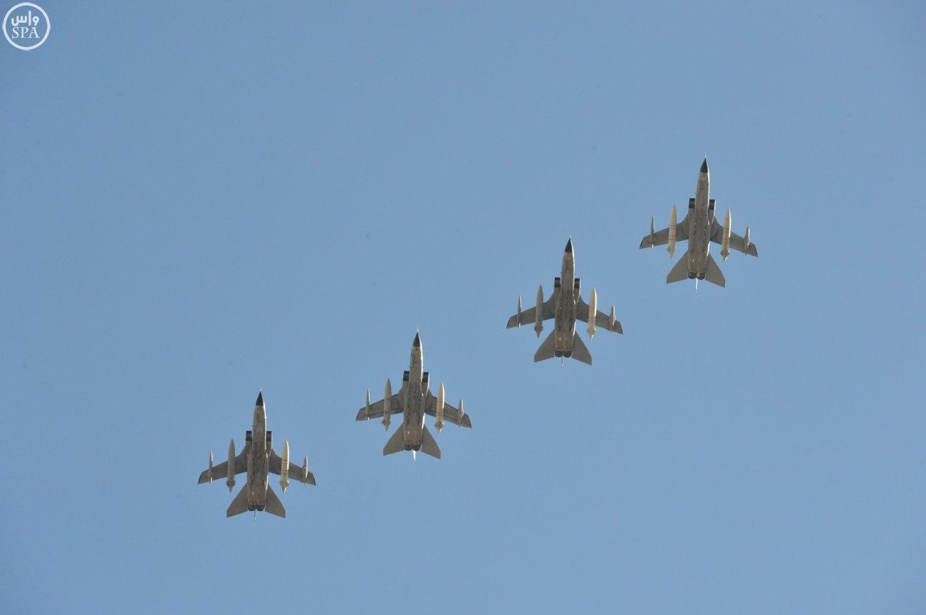 صقور الجو السعوديين يصلون قاعدة كونيا بتركيا للمشاركة في نسر الأناضول6