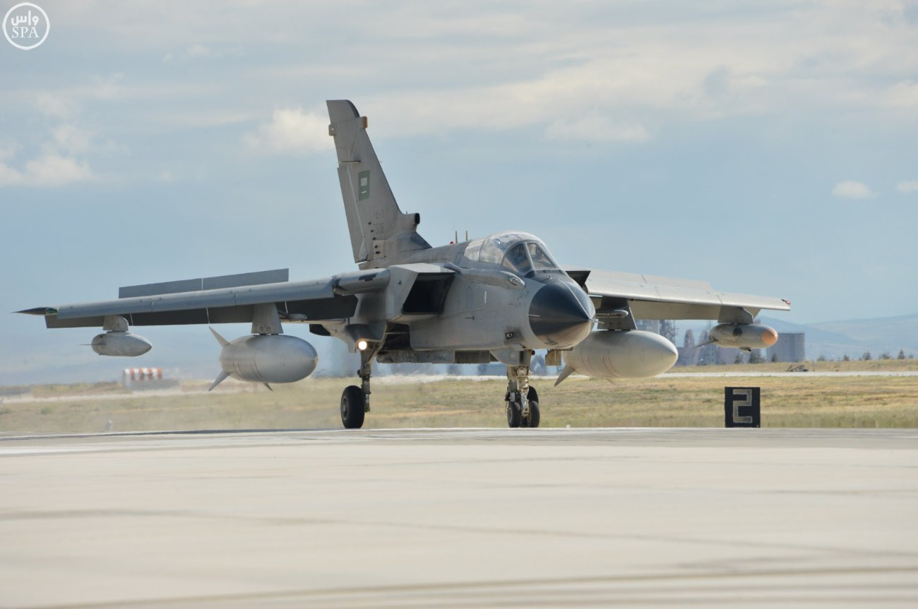 صقور الجو السعوديين يصلون قاعدة كونيا بتركيا للمشاركة في نسر الأناضول8