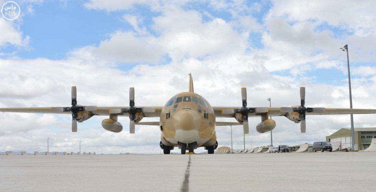 صقور الجو السعوديين يصلون قاعدة كونيا بتركيا للمشاركة في نسر الأناضول9