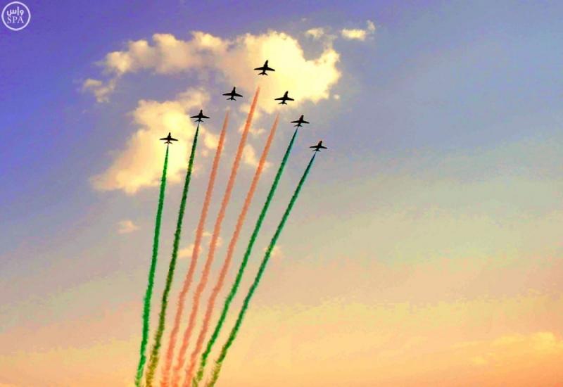 صقور-السعودية-في سماء الباحة (15)