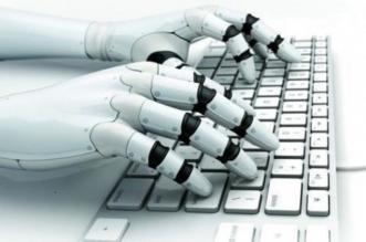 صنع أول روبوت صحفي