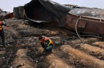 بالفيديو.. ارتفاع ضحايا صهريج باكستان المحترق إلى 153 قتيلًا - المواطن