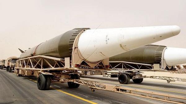 صواريخ سعودية