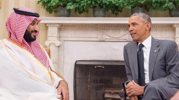 الإندبندنت: لقاء مرتقب بين ولي العهد وأوباما وزيارة مجدولة لمزرعة بوش