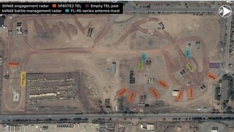 صورة فضائية تكذب البروباغندا الإيرانية