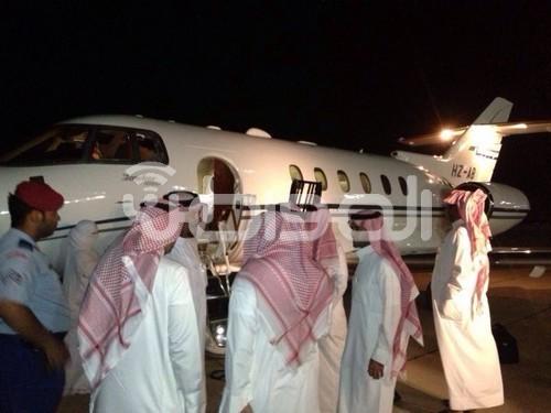 """محمد بن نايف يوجه بنقل """"الثبيتي"""" للعلاج بمستشفى متخصص - المواطن"""