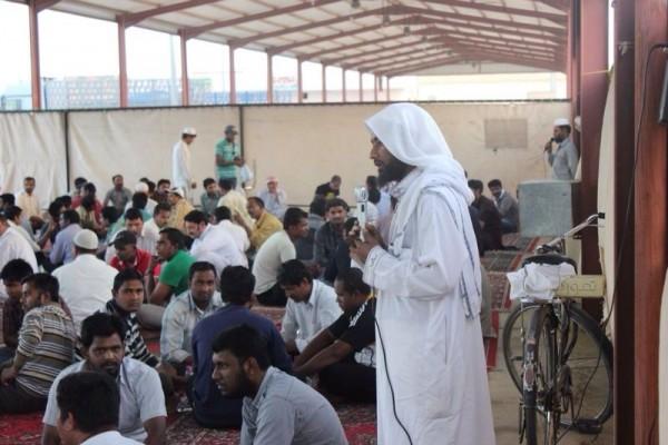 إسلام 101 شخص من مختلف الجنسيات في رفحاء العام الماضي - المواطن