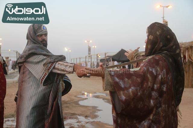 صور جادة عكاظ والفعاليات المصاحبة التي تقام بها في محافظة الطائف (10)